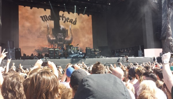 Motörhead live in Hyde Park July 4th 2014